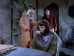 Planet of the Apes Biff Elliot